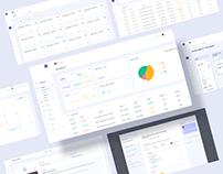 GECKO Governance - Dashboard Design