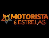 Logotipo - Motorista 6 Estrelas