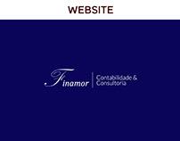 Finamor Contabilidade   Website
