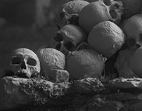 The Catacombs | Light & composition study