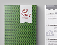 Sant Jordi 2017, El Sagrer - Magazine School Design