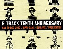 E-TracX 10th Anniversary