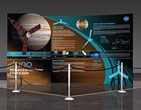 NASA Juno Launch Exhibit