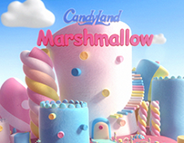 Digital Campaign - Candyland Marshmallows