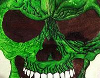 Be Mad Skull