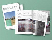 Travel // magazine, editorial