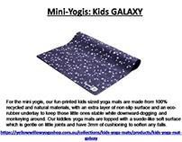 Mini-Yogis: Kids GALAXY