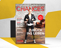CHANCES – Das Magazin der DKMS