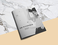 Fashion Lookbook & Branding Kit