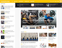 Verdure, revista online de salud y fitness de Dubai.