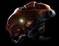 Robohead Sculpt 01
