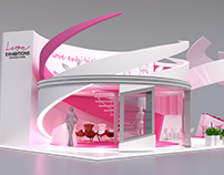 Love Exhibition stand design