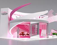 Love Exhibition stand design