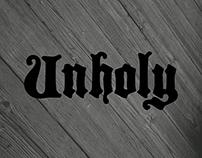 Unholy x Street Wars Shop