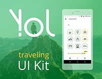 """YOL"" mobile application"