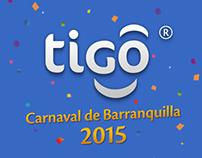 KV Carnaval de Barranquilla TIGO 2014