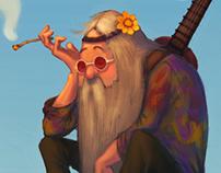 The Last Hippie