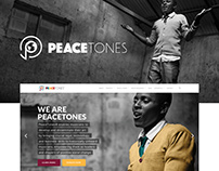 Peacetones – Branding & Art Direction