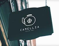 Camellia Tea | Branding