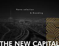 The New Capital || Branding