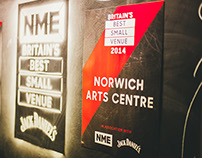 NME & Jack Daniels – Britain's Best Small Venue