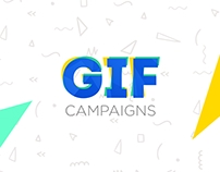 Gif Animation Campaigns for iCustomMadeit.com