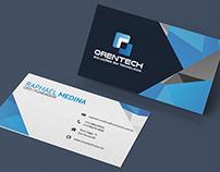 Branding | Orentech
