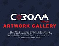 Corona-virus | Artwork Gallery - Social Media