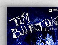 TIM BURTON . FILM FESTIVAL