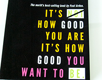 Book Design How Good Are You