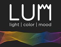 LUM- light | color | mood