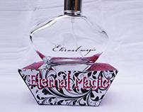 Packing - Display perfume