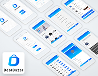 eCommerce UI IOS App