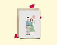 M&D Wedding Invitation