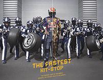 Puma/Redbull - The Fastest Kit-Stop