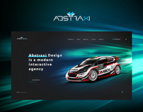 Abstraxi Design - Car Livery design