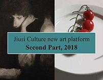 Jiusi Culture New Art Platform, 2018. Part Two