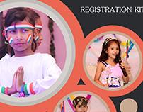Prospectus Design, Registration Kit