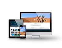 Web Development · Layout