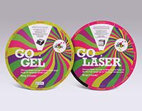 Ricoh: 'Go Laser' campaign