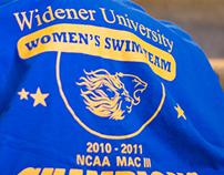 Widener Swimming Shirt