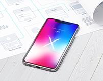 Phone X Mock-up
