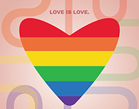 LGBT Month Poster 2015