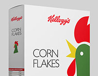 Packaging restyling - Kellogg's