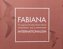 Fabiana Magazine re-brand