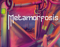 comic metamorfosis