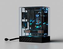 Crystal PC Case Concept