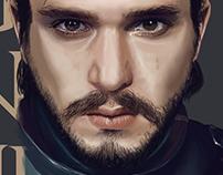'King in the north' | Jon Snow