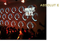 2012 ABSOLUT ELYX BRAND LAUNCHING IDENTITY FILM