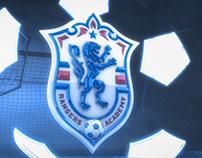 Daphne Rangers Academy | Club Rebrand
